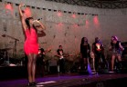 The Sway Allstars Orchestra: with Alexandra Burke in Cancun (jpeg image)