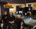 The Mojo Collective: In the studio (jpeg image)